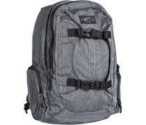 Tasche Business-Rucksack Textil meliert
