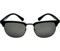 Brillen Sonnenbrille Metall-Kunststoff