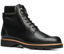Schuhe Stiefelette Leder