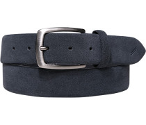 Gürtel graublau Breite ca. 3,5 cm