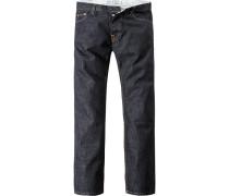 Jeans Regular Fit Baumwolle 13 oz denim