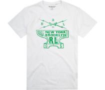 T-Shirt, Baumwolle, ecru