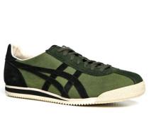 Schuhe Sneaker Veloursleder -schwarz ,schwarz