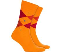 Socken Socken, Microfaser, gemustert