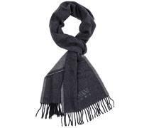Schal Wolle anthrazit