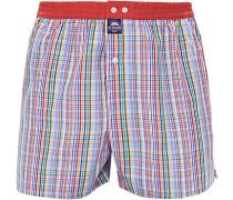 Unterwäsche Boxer-Shorts, Baumwolle, kariert