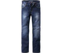 Jeans Modern Fit Baumwolle denim