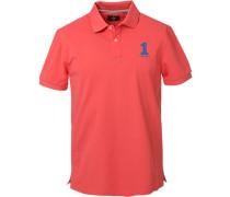 Polo-Shirt, Classic Fit, Baumwoll-Piqué,