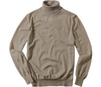 Pullover Merinowolle meliert