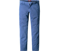 Hose Chino Extra Slim Fit Baumwolle
