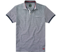 Polo-Shirt, Slim Fit, Baumwoll-Piqué