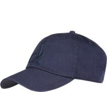 Cappy Baumwolle marineblau