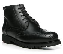 Herren Schuhe VIESTE Kalbleder GORE-TEX® warm gefüttert schwarz