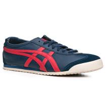 Schuhe Sneaker Leder -rot