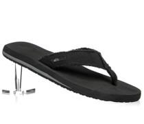 Schuhe Zehensandalen, Canvas,