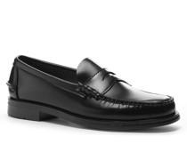 Schuhe Loafer Rindleder