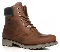 Schuhe Schnürstiefeletten Nubukleder