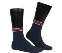 Socken Socken Baumwolle navy