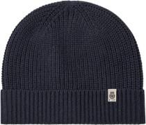 Herren  ROECKL Mütze Wolle dunkelblau