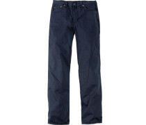 Jeans St. Germain Classic Comfort Fit Baumwolle navy