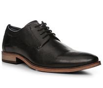 Schuhe Leder genarbt