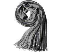 Schal Wolle gestreift