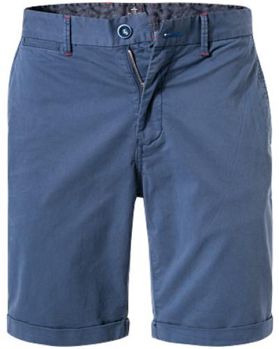 Shorts Herren, Baumwoll-Stretch