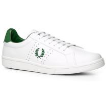 Schuhe Sneaker Leder Ortholite® ,schwarz