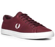 Schuhe Sneaker, Nylon, bordeaux