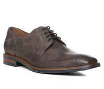 Schuhe IBO Rindleder graubraun