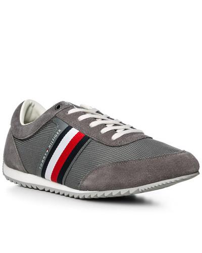665a94931ee7 Tommy Hilfiger Herren Schuhe Sneaker VelourslederTextil Großer ...