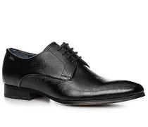 Schuhe Derby, Rindleder,