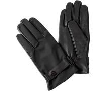 strellson Handschuhe Schafleder-Nylon