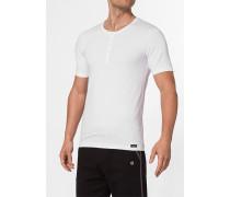 T-Shirt Baumwoll-Stretch