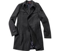 Mantel Civale NV Wolle anthrazit