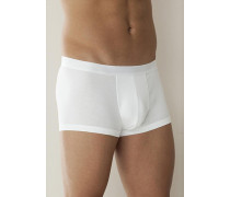 Herren Unterwäsche 'Sea Island' Pant Baumwolle weiß oder schwarz