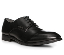 Schuhe Derby, Rindleder