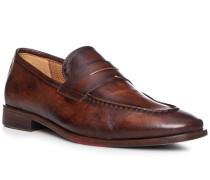 Loafer Glattleder