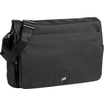 Tasche Messenger Bag Microfaser