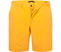 Hose Bermudashorts, Modern Fit, Baumwolle