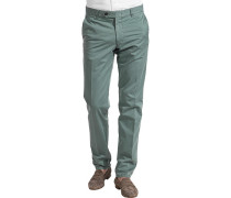 Hose, Baumwolle, smaragd