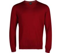 Pullover, Modern Fit, Merinowolle,
