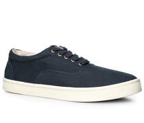 Schuhe Sneaker Canvas dunkelblau