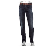 Jeans Pipe, Regular Slim Fit, Bauwolle
