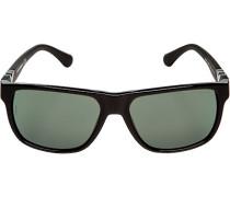 Brillen Sonnenbrille, Kunststoff,