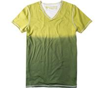 T-Shirt J-Todd Baumwolle Wendefunktion