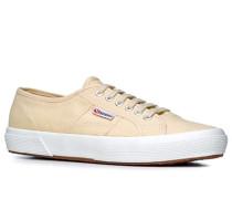 Schuhe Sneaker Canvas biskuit