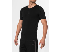 T-Shirt, Baumwoll-Stretch