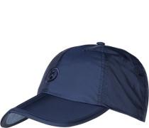 Herren  BOGNER Cap Microfaser marineblau
