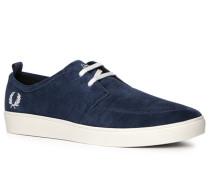 Schuhe Sneaker Veloursleder Ortholite® marineblau